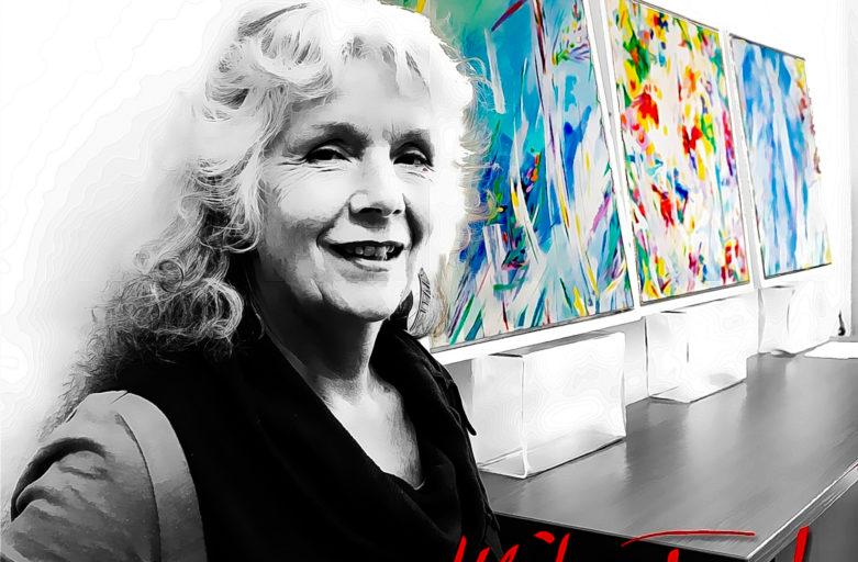 Künstlerin Ulrike Traub im Porträt